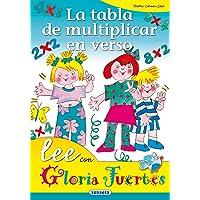 Tabla De Multiplicar En Verso. Lee Con... (Lee Con Gloria Fuertes)