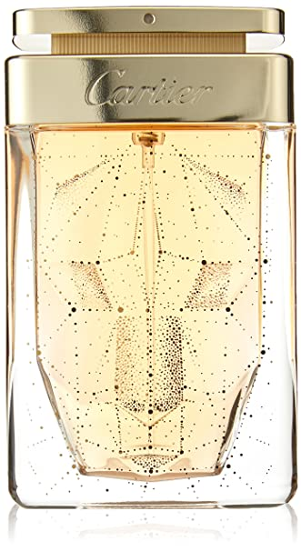 Amazon.com: Cartier La Panthere Celeste Eau de Parfum Spray, 2.5 oz: Beauty