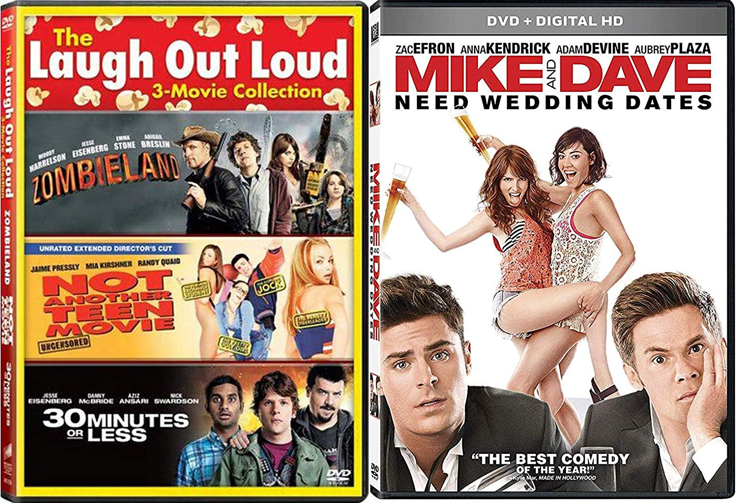Mike And Dave Need Wedding Dates Full Movie Online.Amazon Com Hard Partying Teen 4 Comedy Blast Mike Dave Need