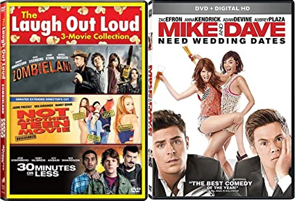 Movies Like Mike And Dave Need Wedding Dates.Amazon Com Hard Partying Teen 4 Comedy Blast Mike Dave Need