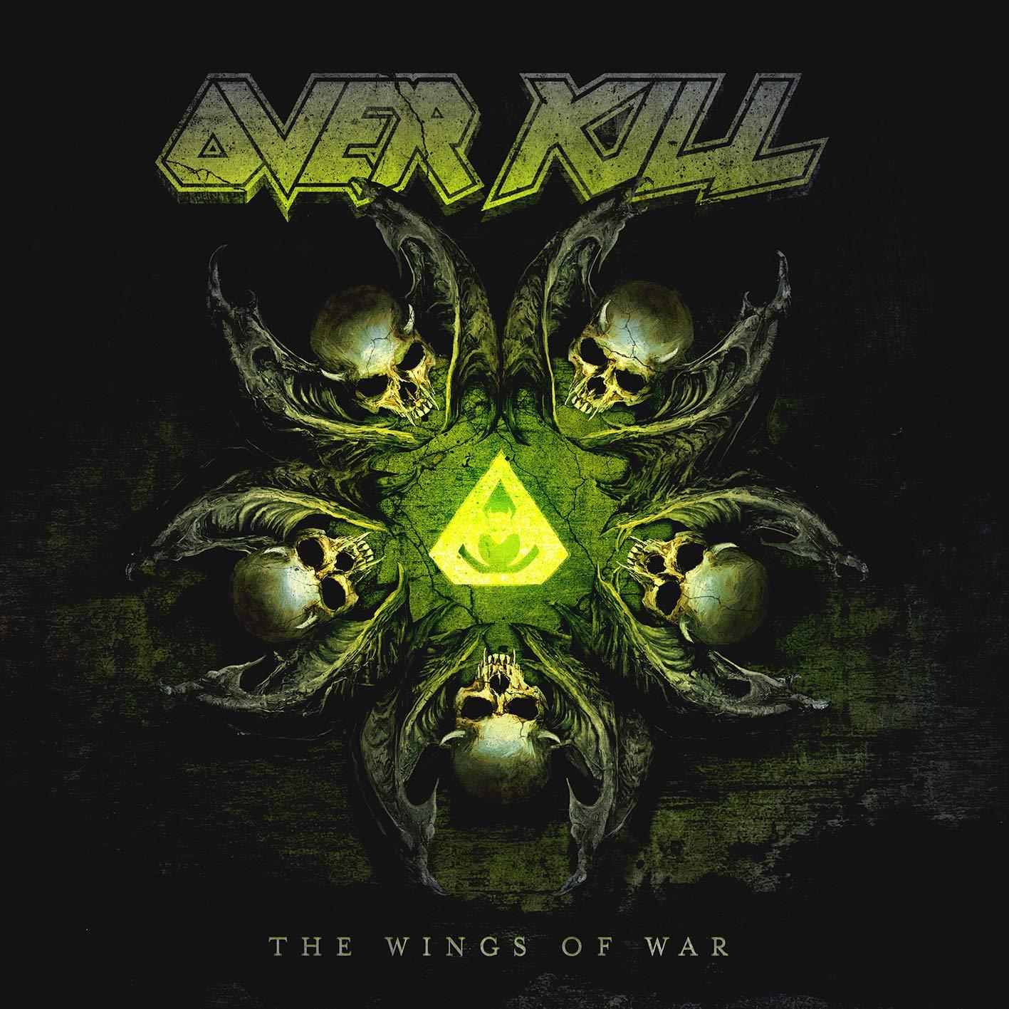 Overkill - The Wings Of War (LP-Vinilo)