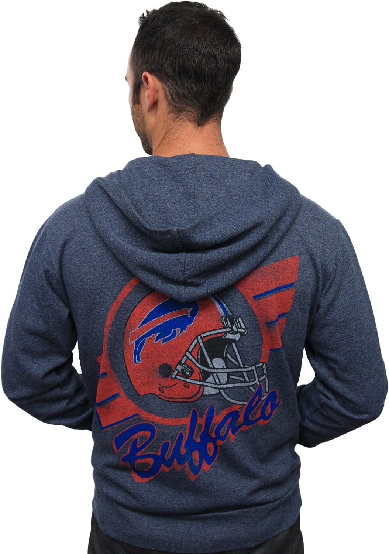 NFL Buffalo Bills Vintage Hooded Sweatshirt Men's