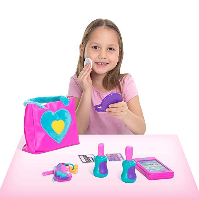 Amazon.com: Juguete para niñas JOYIN Play-Act My First Purse ...