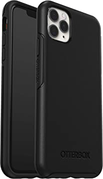 Otterbox Symmetry Funda Anti ca/ídas Fina para iPhone XS Negro