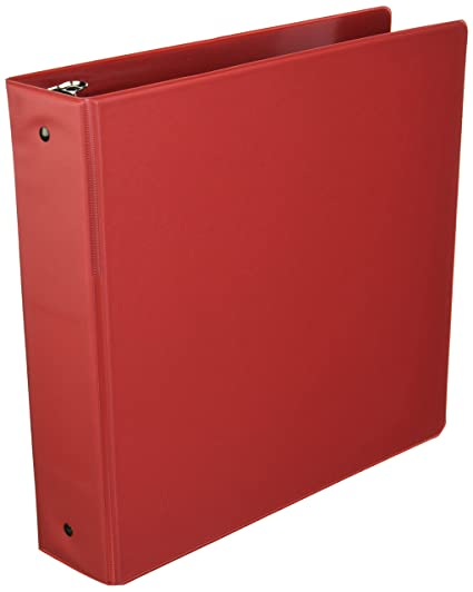 amazon com samsill 2 inch value document storage 3 ring binder