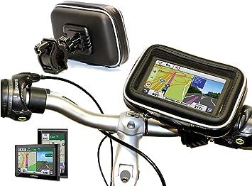 Navitech Soporte Y Funda Protectiva Impermeable Para Sistema GPS ...