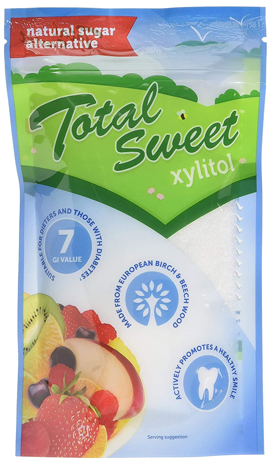 Total Sweet Total Sweet 225 g (Pack of 6) HBY-PS