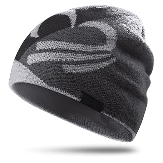 SLS3 Running Beanie Reflective for Men    Women  1e66a19642f