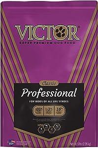 VICTOR Classic - Professional, Dry Dog Food, 5 lb
