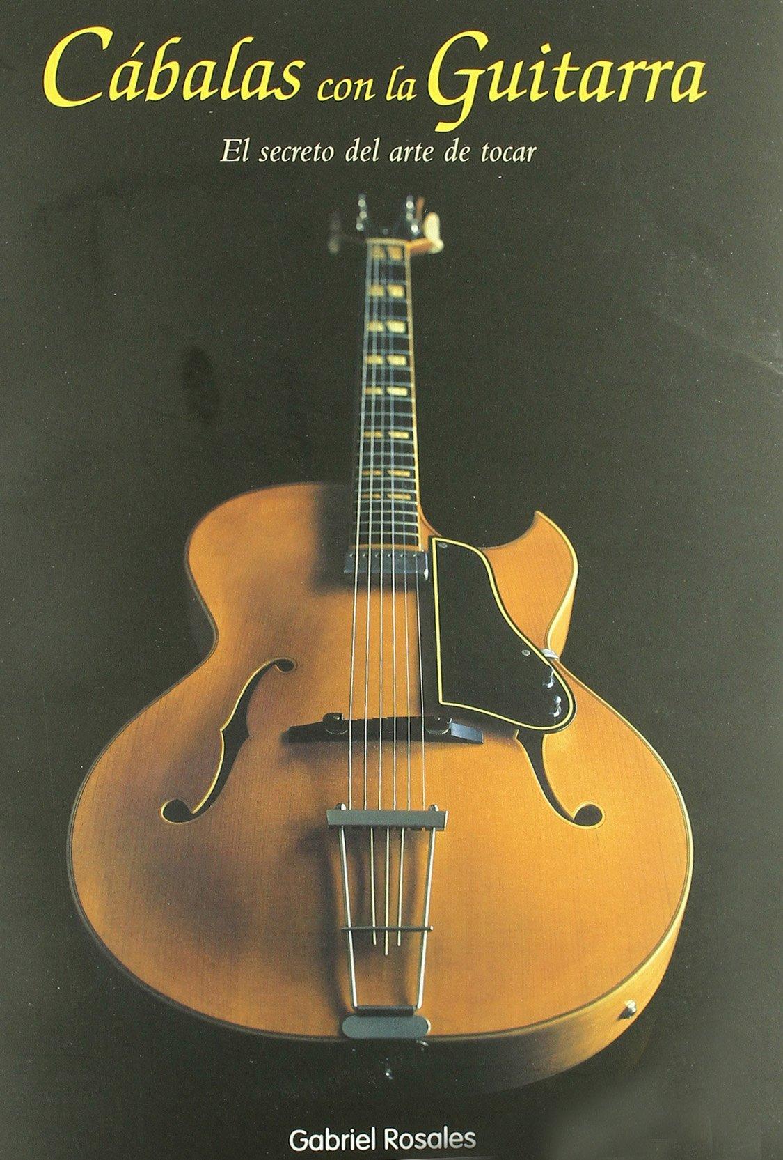 Cabalas Con La Guitarra 8ヲ (HOMENAJES Y OTRAS): Amazon.es: ROSALES ...