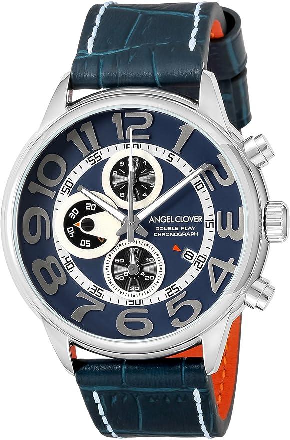 [エンジェルクローバー] 腕時計 DP44SNV-NV ブルー