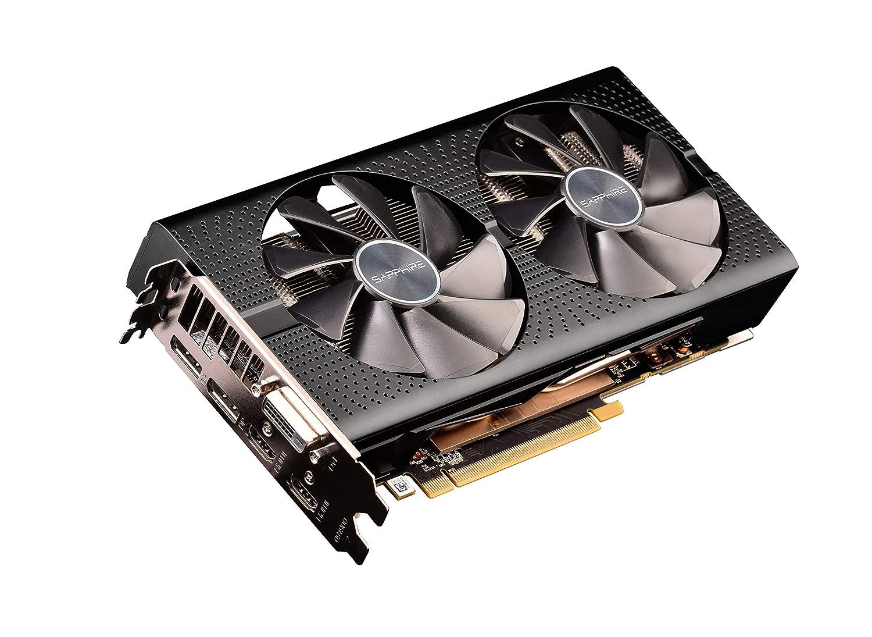 8GB GDDR5//PCI Express 3.0//1545MHz//8000MHz Sapphire Radeon RX 590 Pulse