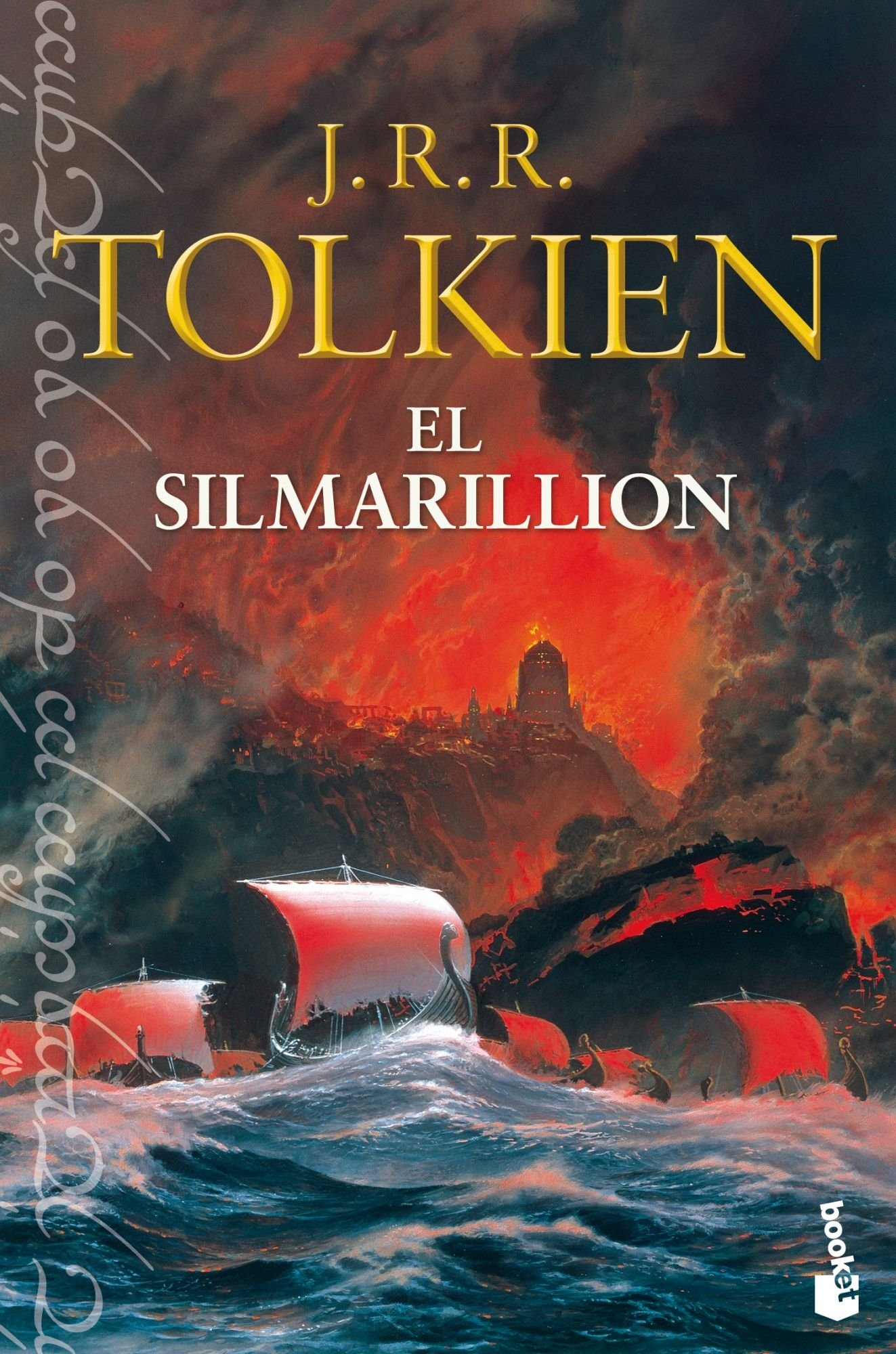 El Silmarillion (Biblioteca J. R. R. Tolkien) Tapa blanda – 1 ene 1901 Booket 8445077538 Fiction / General Ciencia Ficción