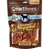 SmartBones Chicken-Wrapped Sticks for Dogs