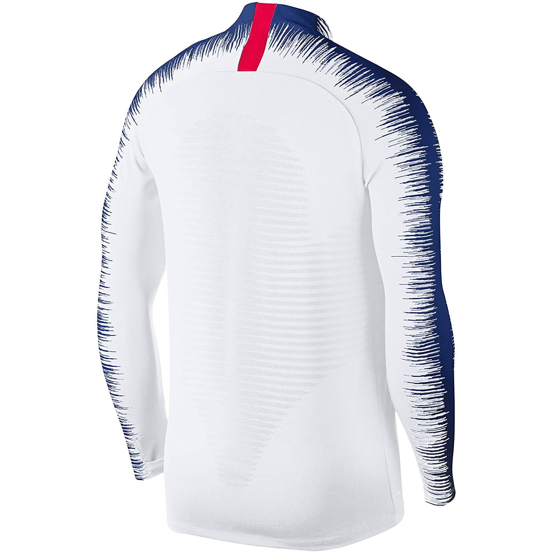 421feac0f1 ... Nike Nike Nike Chelsea FC Vaporknit Strike Drill, T-Shirt A Manica  Lunga Uomo