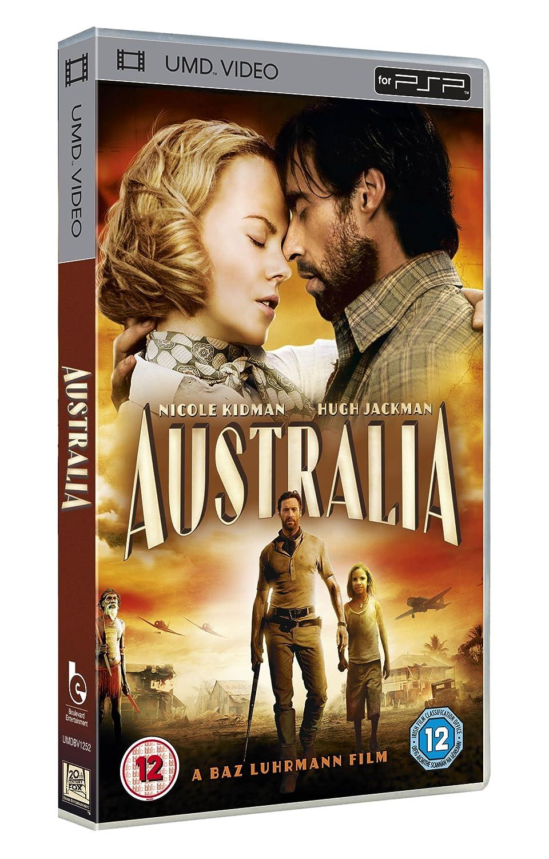 Australia [Alemania] [UMD Mini para PSP]: Amazon.es: Nicole Kidman, Hugh Jackman, Baz Luhmann, Nicole Kidman, Hugh Jackman: Cine y Series TV