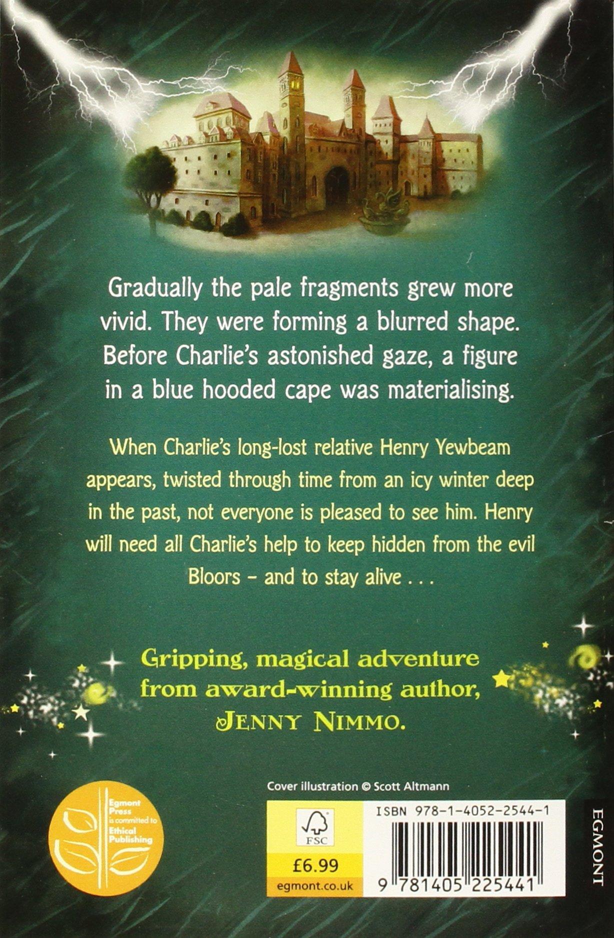 Charlie Bone And The Time Twister: Amazon: Jenny Nimmo: Libros En  Idiomas Extranjeros