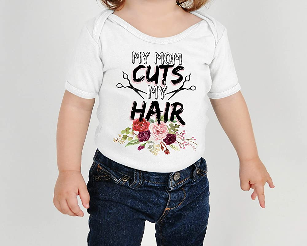 Amazon.com: Hair Stylist Mom Gift Baby Toddler Outfit Mothers Day