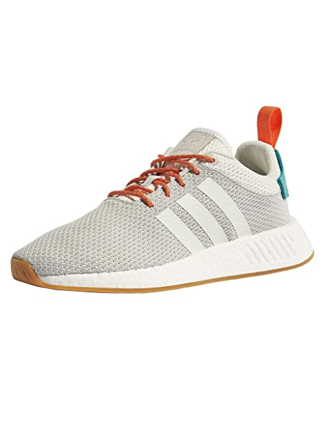 large discount good looking undefeated x Adidas NMD R2 Summer Crystal White Grey Gum