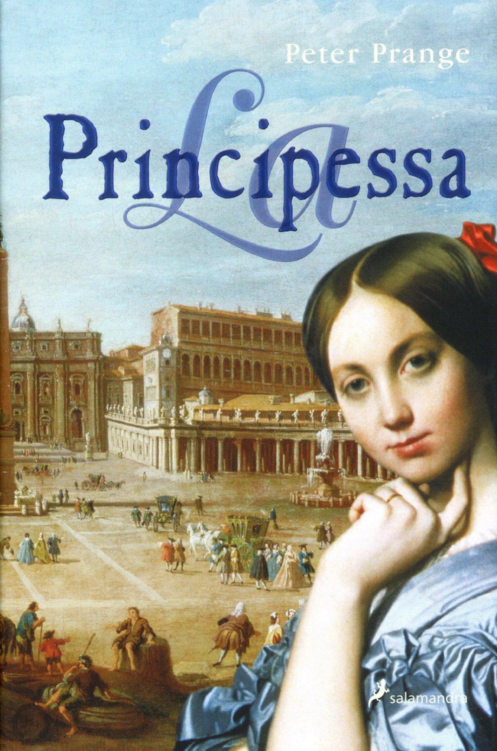 La Principessa  Novela Histórica