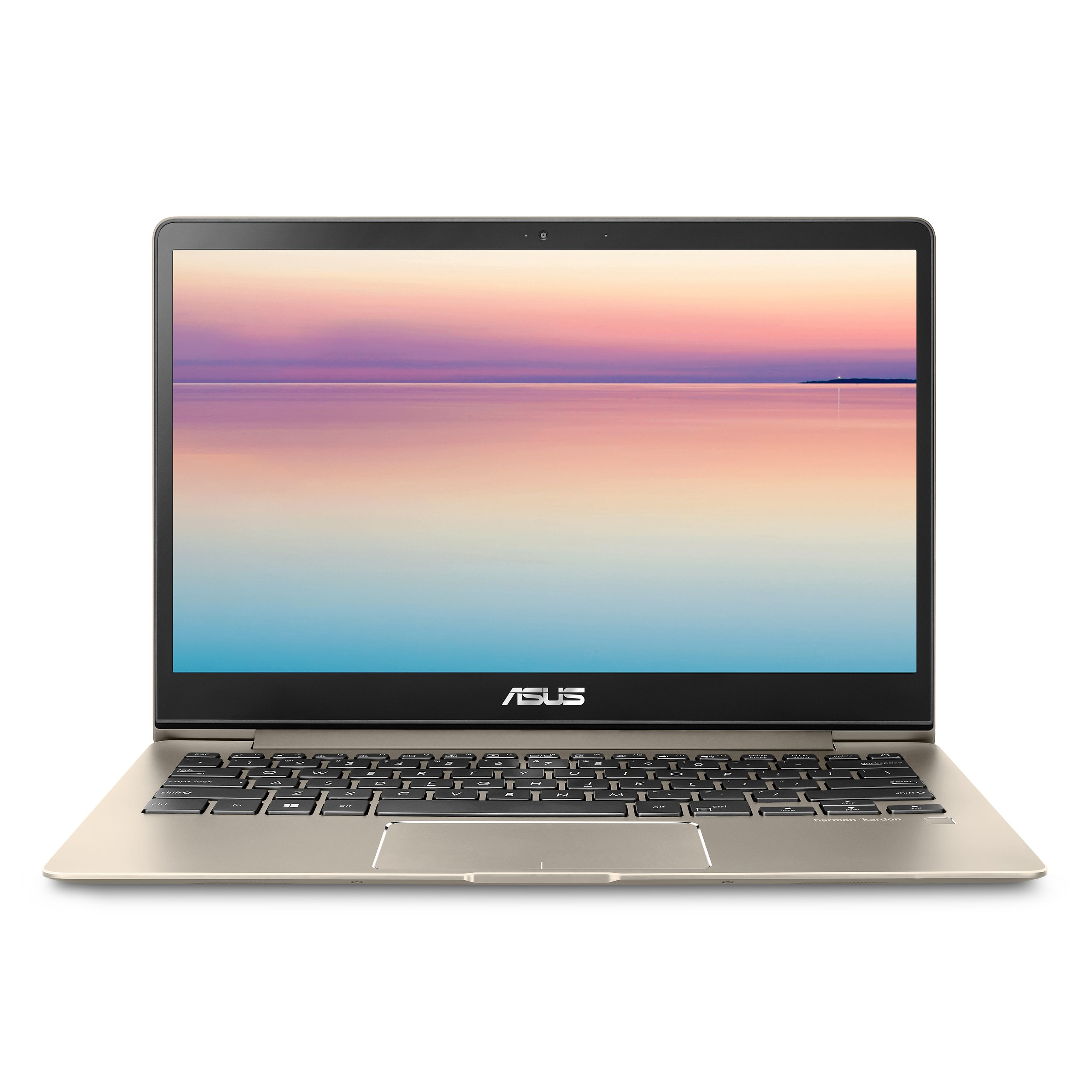 ASUS ZenBook 13 Ultra-Slim Laptop 13.3'' FHD Display, Intel 8th gen Core i5-8250U, 8GB RAM, 256GB M.2 SSD, Win10, Backlit KB, FP, Icicle Gold, UX331UA-AS51 by ASUS (Image #6)