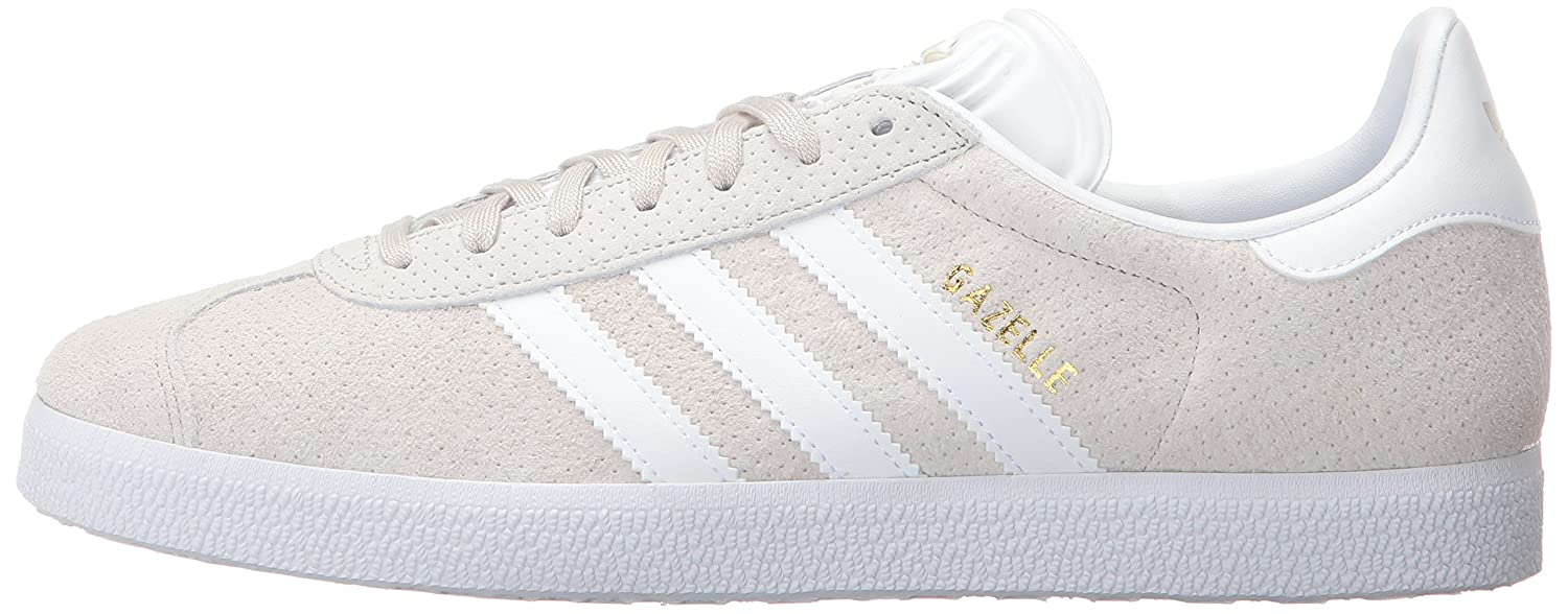 adidas Originals Gazelle W Sneaker B01N2TZCAM Metallic 7.5 B(M) US|Clear Brown/White/Gold Metallic B01N2TZCAM 65200d