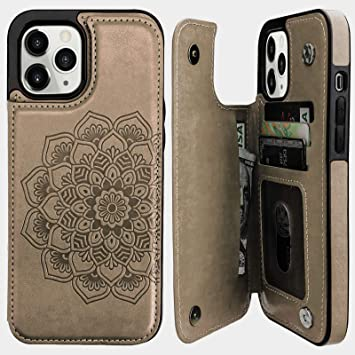 Kompatibel Mit Iphone 12 Pro Max 6 7 Zoll Hülle Wallet Elektronik