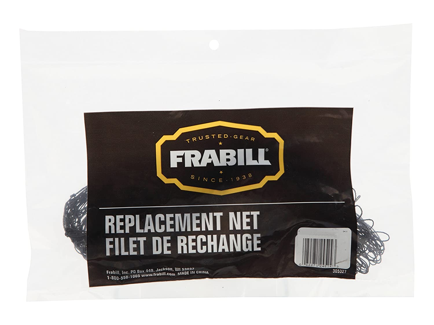 Frabill Tangle-Free Knotless Replacement Net