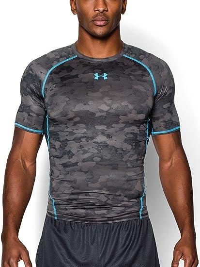 Under Armour T Shirt de compression manches courtes Homme