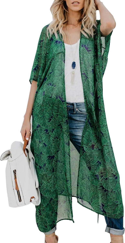 Fashion #Bekleidung #Bluse #Tunika #Poncho #Sommerponcho #Kaftan #Blumenmuster #Urlaub #Loop #schwarz #wei\u00df