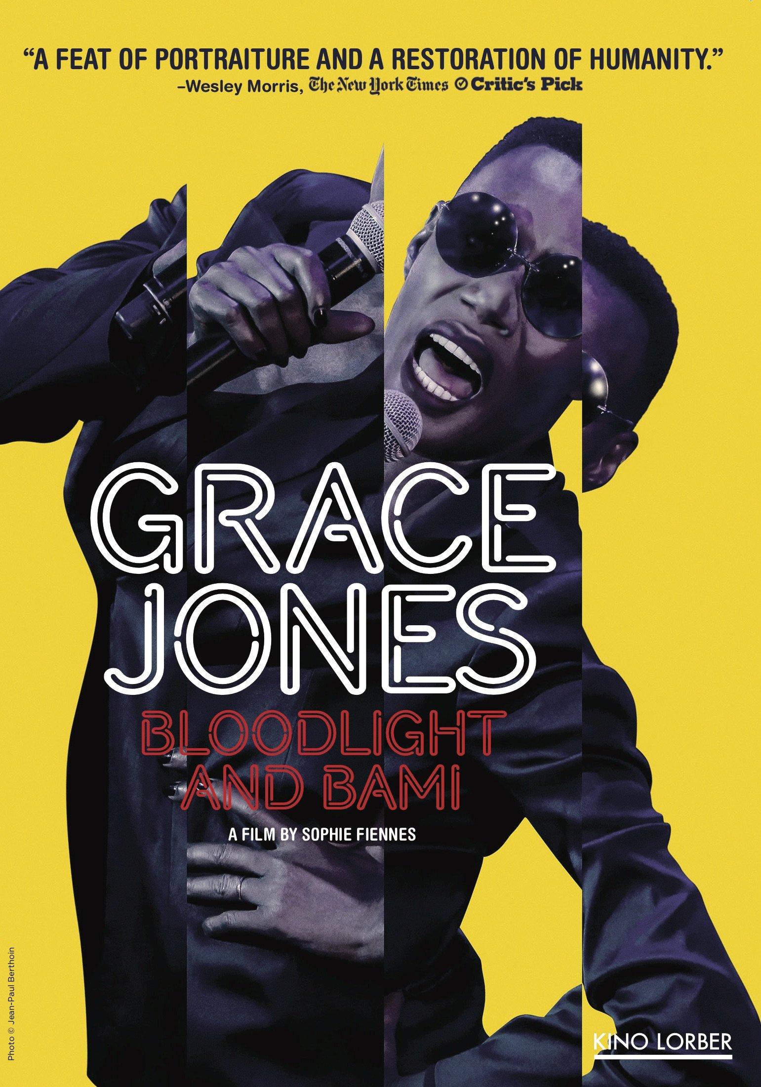 DVD : Grace Jones: Bloodlight And Bami (DVD)