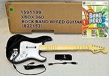 OEM Rock Band 1 XBox 360 Wired Fender     - Amazon com