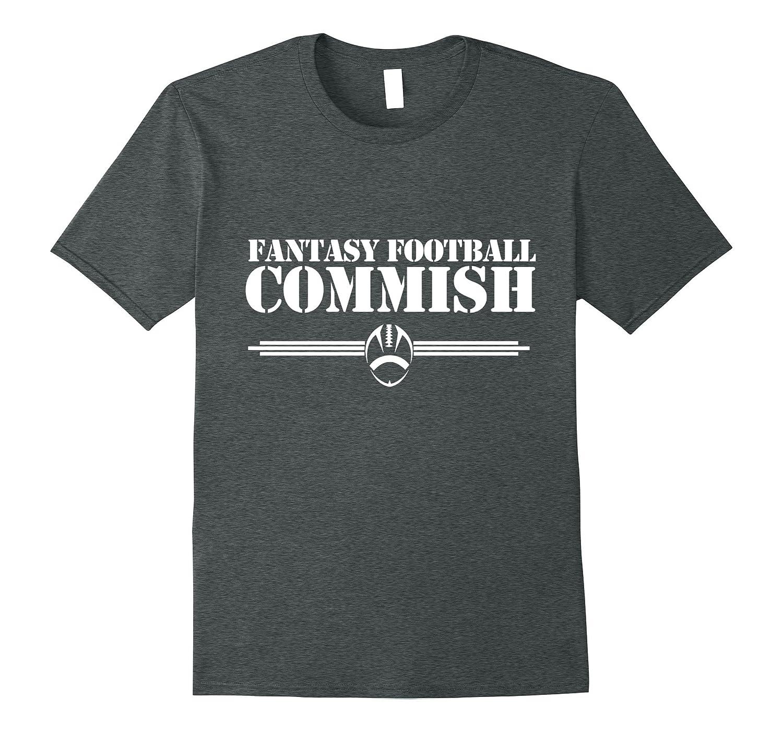 Fantasy Football Commissioner Shirt  Draft Party