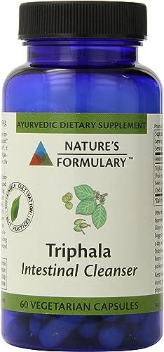 Nature's Formulary Triphala