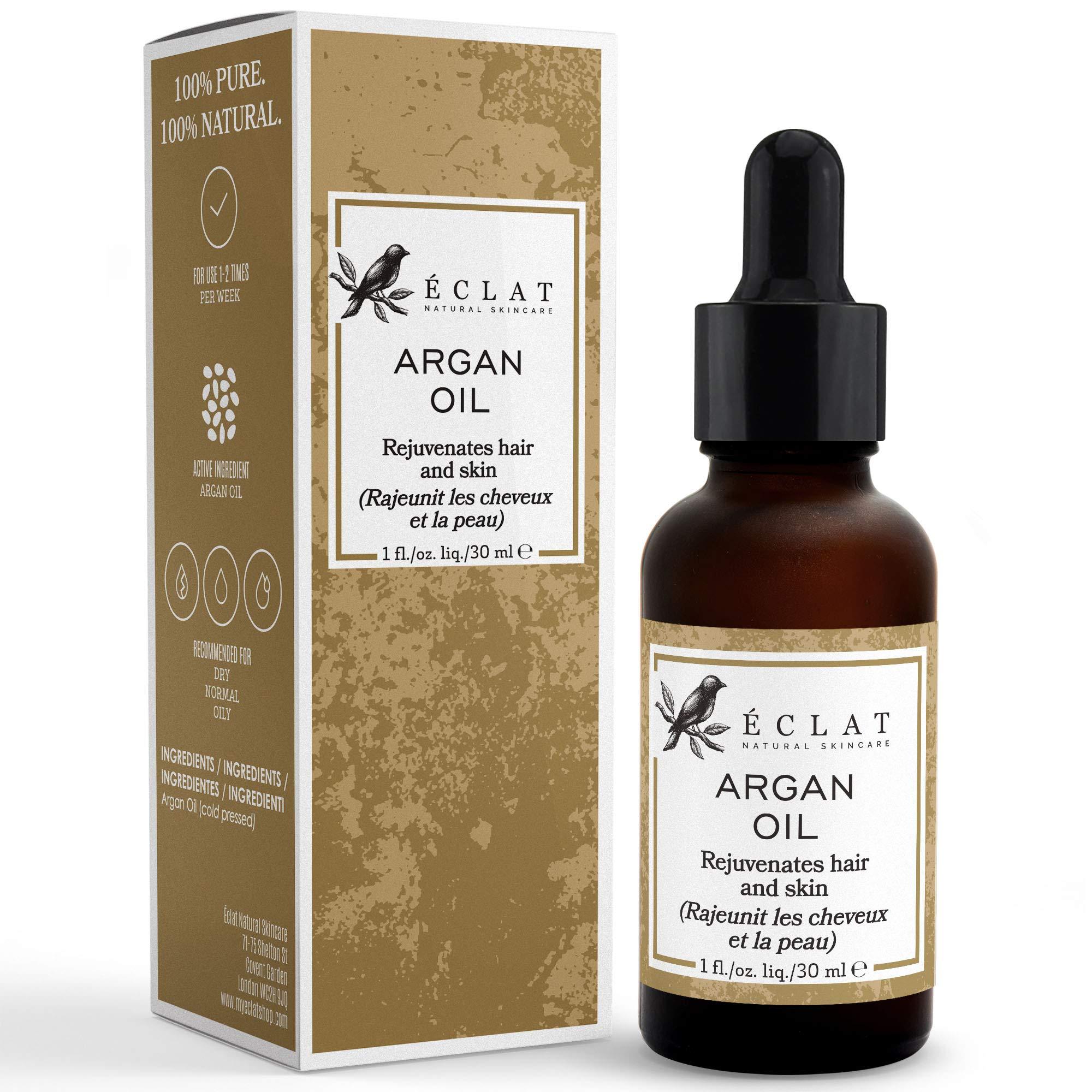 bf7d26a1f Aceite Argán Orgánico 100% Eclat – Aceite Argán Natural de Árboles de Argán  Marroquíes para