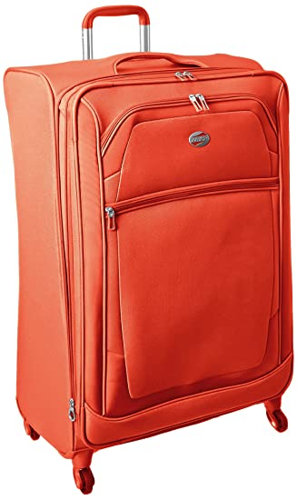dde893317be Amazon.com   American Tourister Ilite Xtreme Spinner 29, Orange, One Size    Suitcases