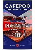 CAFEPOD Nespresso兼容Havana Revolution咖啡胶囊 10个咖啡胶囊(6件-共60个胶囊)