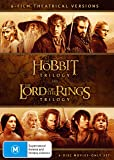 The Hobbit Trilogy and The Lord of the Rings Trilogy