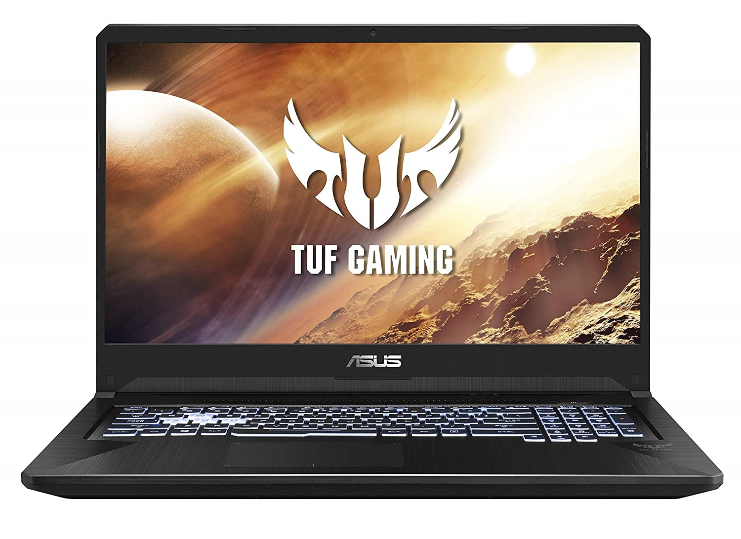 Buy Asus Tuf Gaming Fx705dt 17 3 Fhd Laptop Gtx 1650 4gb Graphics Ryzen 7 3750h 8gb Ram 512gb Pcie Ssd Windows 10 Stealth Black 2 70 Kg Fx705dt Au028t Online At Low Prices In India Amazon In
