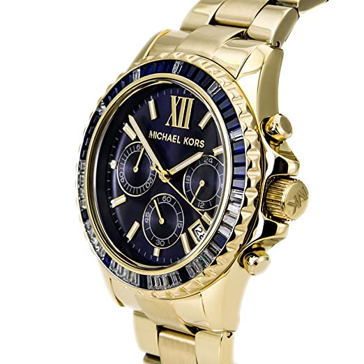 7841a185e37f Michael Kors MK5754 Womens Everest Wrist Watches  Michael Kors  Amazon.ca   Watches