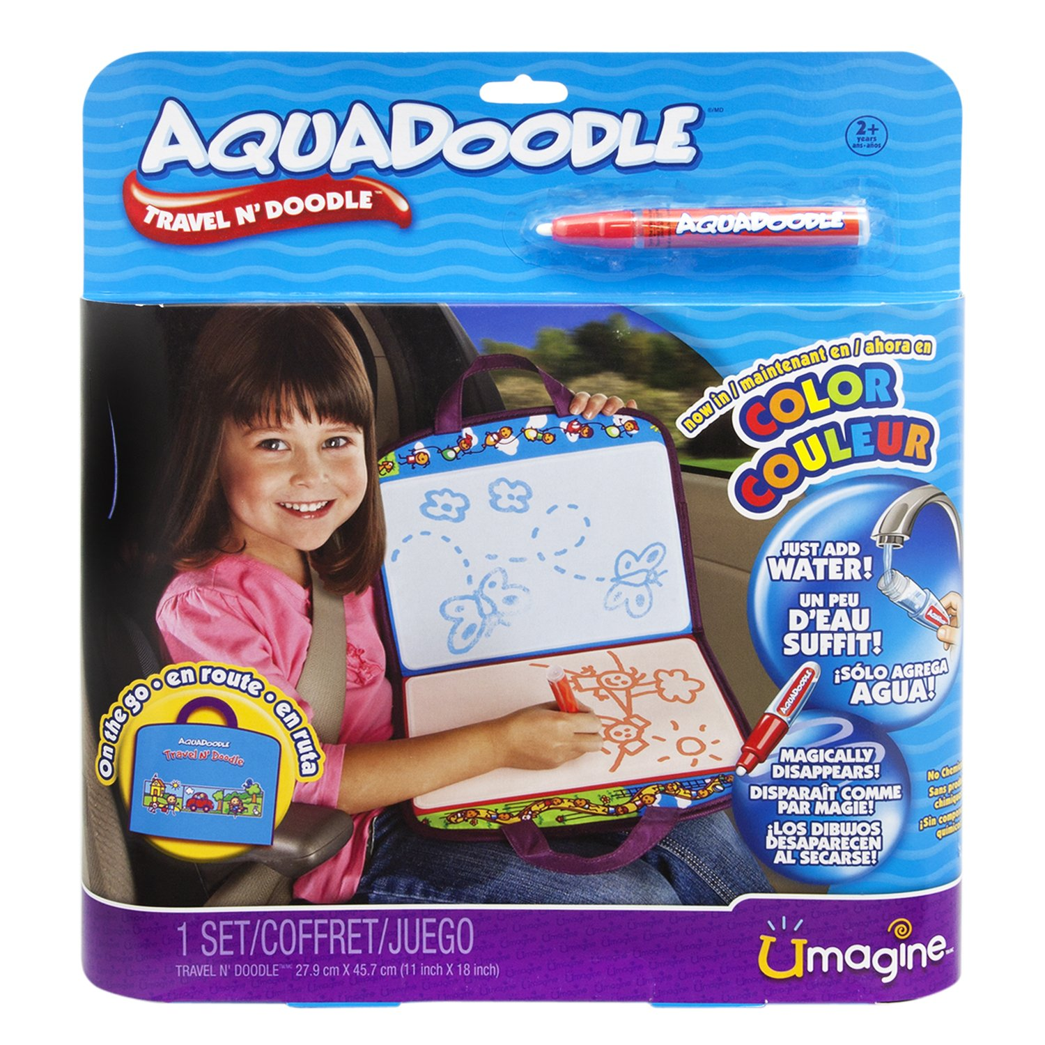 Spin Master AquaDoodle Travel Doodle Mat by Spin Master (Image #6)