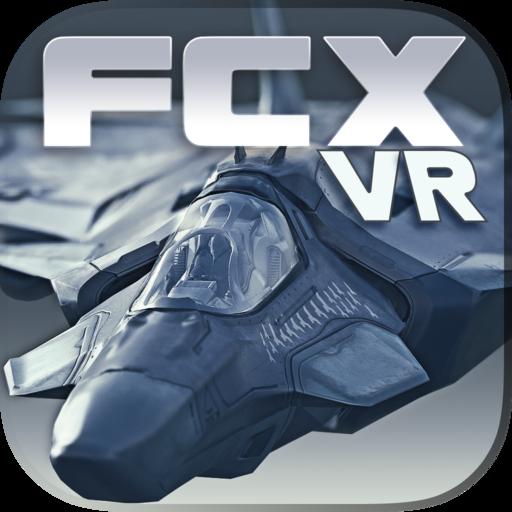 Fractal Combat X (Best Space Combat Games)