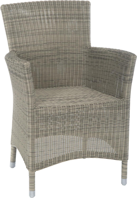 Stern 417291 Sessel Tampa, Geflecht steingrau kaufen