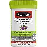 Swisse Ultiboost High Strength Milk Thistle 35000Mg 60 Tablets