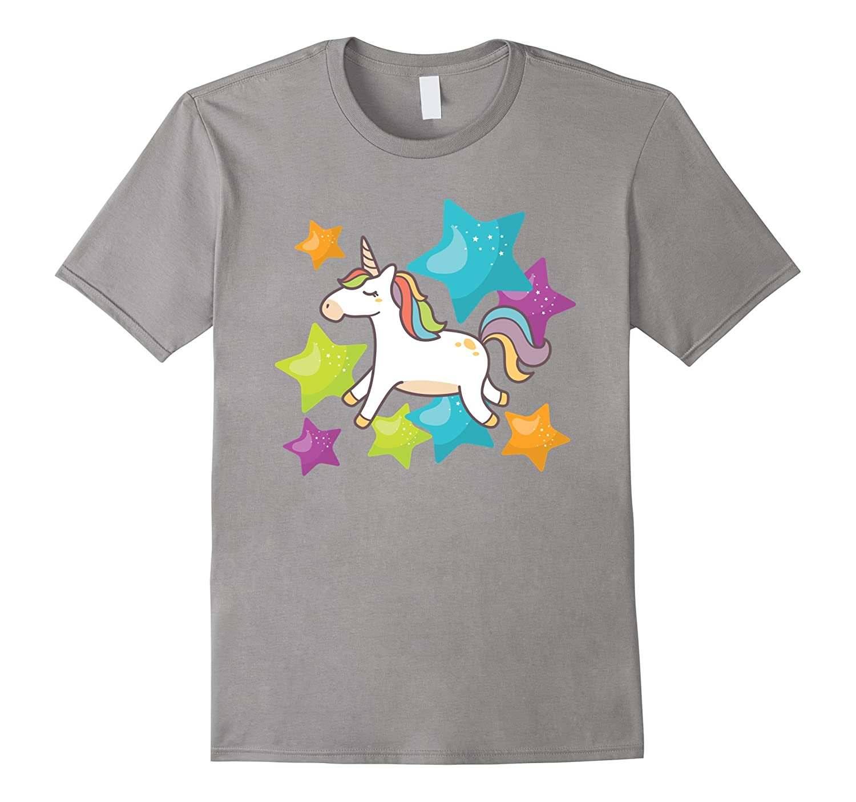 SALE! Unicorn Tshirt with Stars perfect for Unicorn Fans-FL