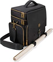 ENHANCE Tabletop RPG Adventurer's Bag - Dungeons & Dragons Travel Bag fits Player's Handbook , Dungeon Master's Guide & More
