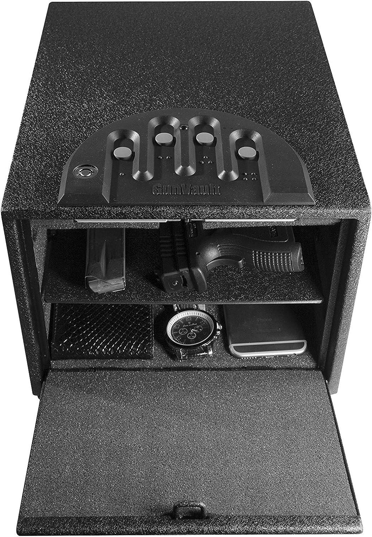B001XZZA6A GunVault GV2000C-STD Multi Vault Standard Gun Safe 81RsSTyo-vL