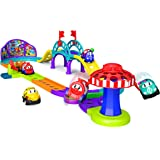 Oball Go Grippers Adventure Park Train Playset