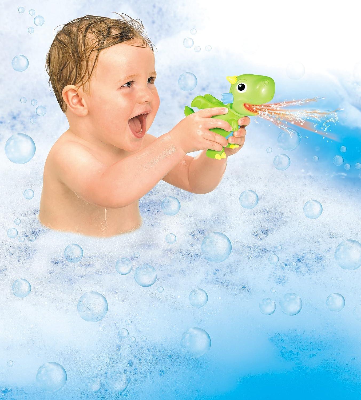 Toomies Light Up Bathtime Dragon Preschool Children\'s Bath Toy ...
