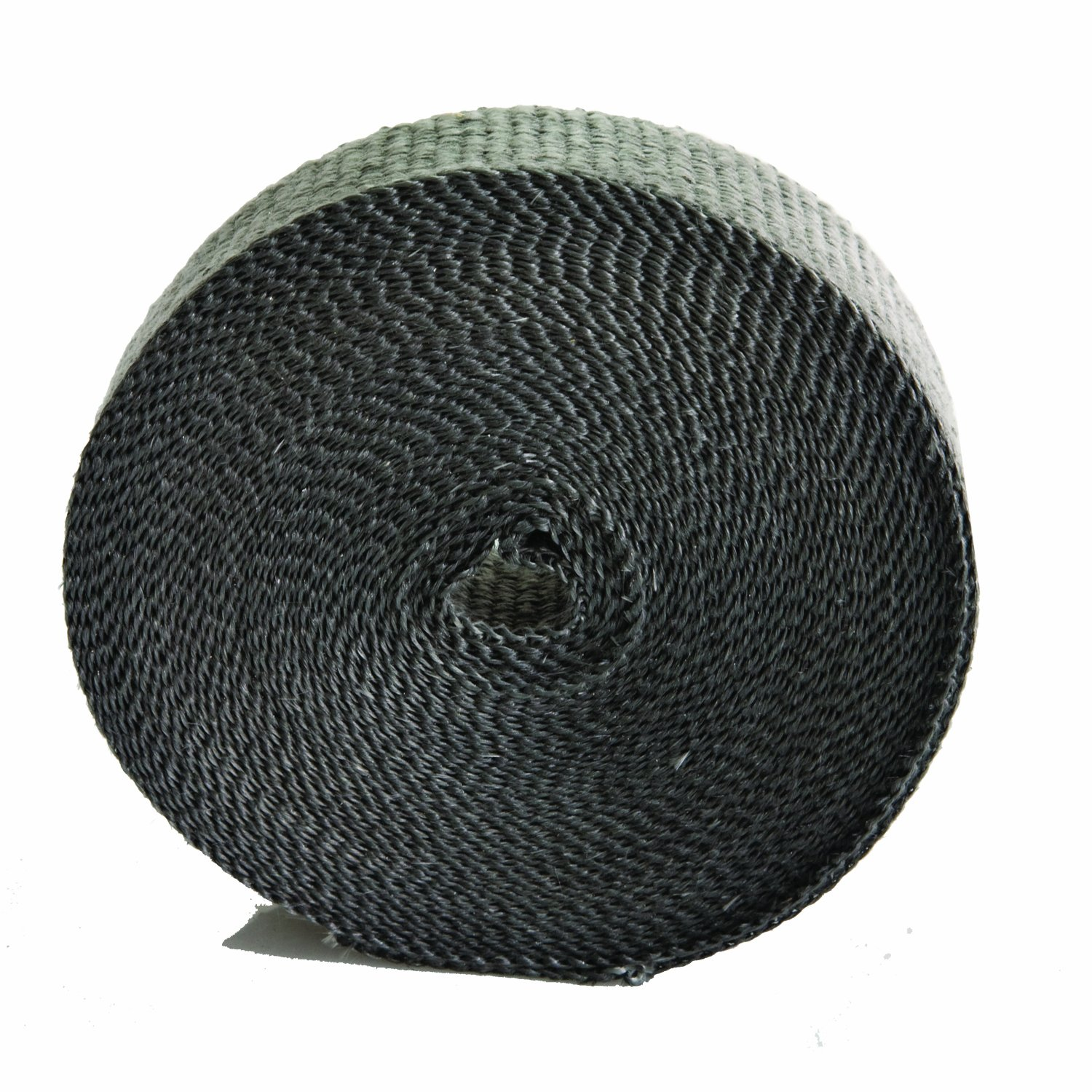 Heatshield Products 322050 Black 2'' Wide x 50' Exhaust Wrap Roll by Heatshield Products